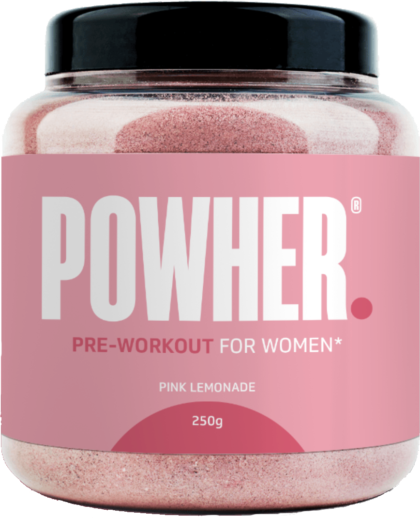 Pre workout bottle